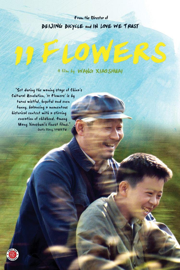 11 Flowers wwwgstaticcomtvthumbmovieposters8833565p883
