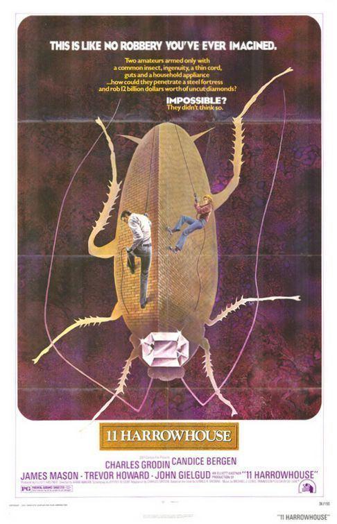 11 Harrowhouse 11 Harrowhouse Movie Poster 1 of 2 IMP Awards