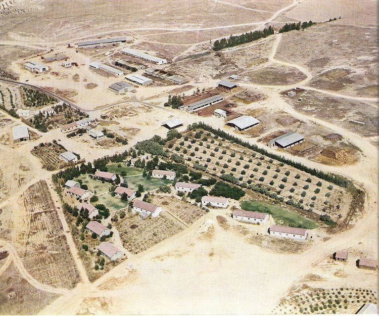 11 points in the Negev
