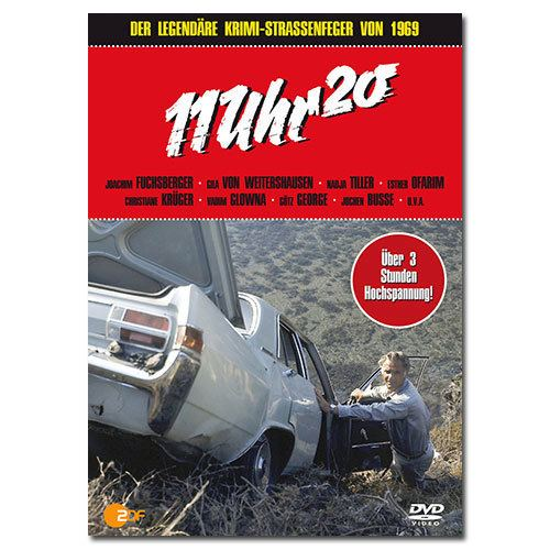 11 Uhr 20 11 Uhr 20 TV MiniSeries Action Crime
