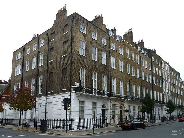 110 and 112 Harley Street