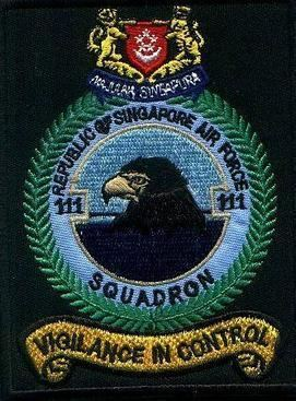 111 Squadron, Republic of Singapore Air Force