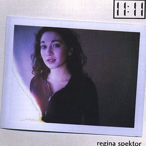11:11 (Regina Spektor album) httpsuploadwikimediaorgwikipediaen556Reg