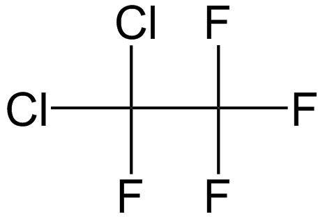 1,1,1,2-Tetrafluoroethane File11Dichloro1222tetrafluoroethanepng Wikimedia Commons