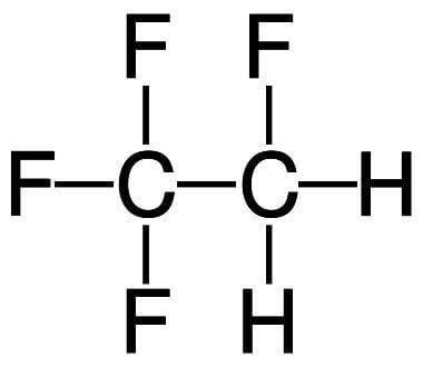 1,1,1,2-Tetrafluoroethane File1112Tetrafluoroethanesvg Wikimedia Commons