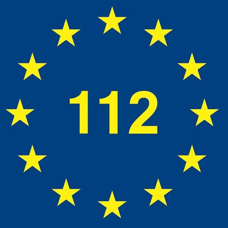 112 (emergency telephone number)
