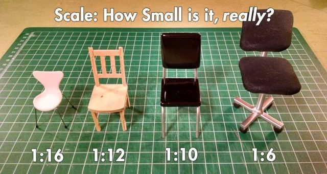 1:12 scale Scale What does 112 mean and why is it importantSmallhouse Models