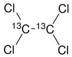 1,1,2,2-Tetrachloroethane 1122Tetrachloroethane13C2 98 CP 99 atom 13C SigmaAldrich