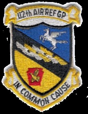 112th Air Refueling Group