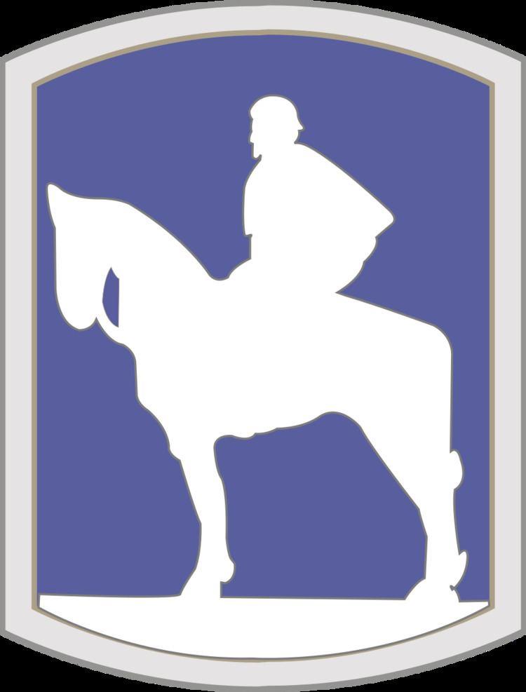 116th Infantry Brigade Combat Team (United States)