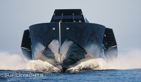 118 WallyPower Wally Power 118 Intermarine Motor Yacht superyachtscom