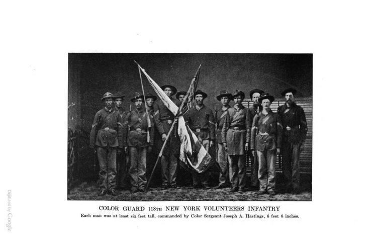 118th New York Volunteer Infantry 118thnyorgbooks002jpg