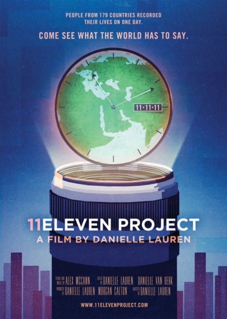 11Eleven Project movie poster
