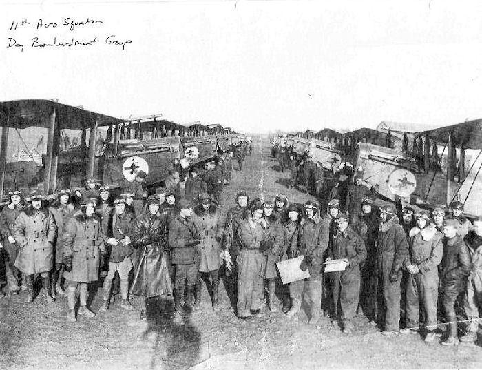 11th Aero Squadron