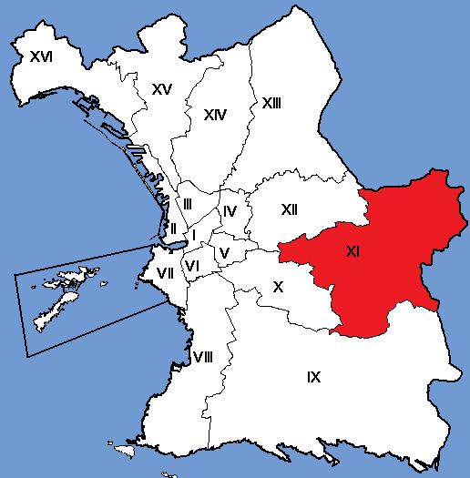 11th arrondissement of Marseille