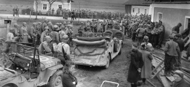 11th Panzer Division (Wehrmacht) Warfare History Network The German 11th Panzer Division Giving Up