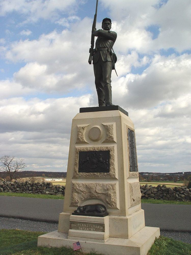11th Pennsylvania Infantry