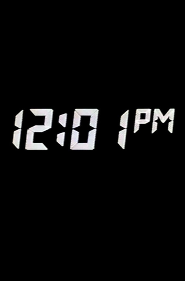 12:01 PM (1990 film) movie poster