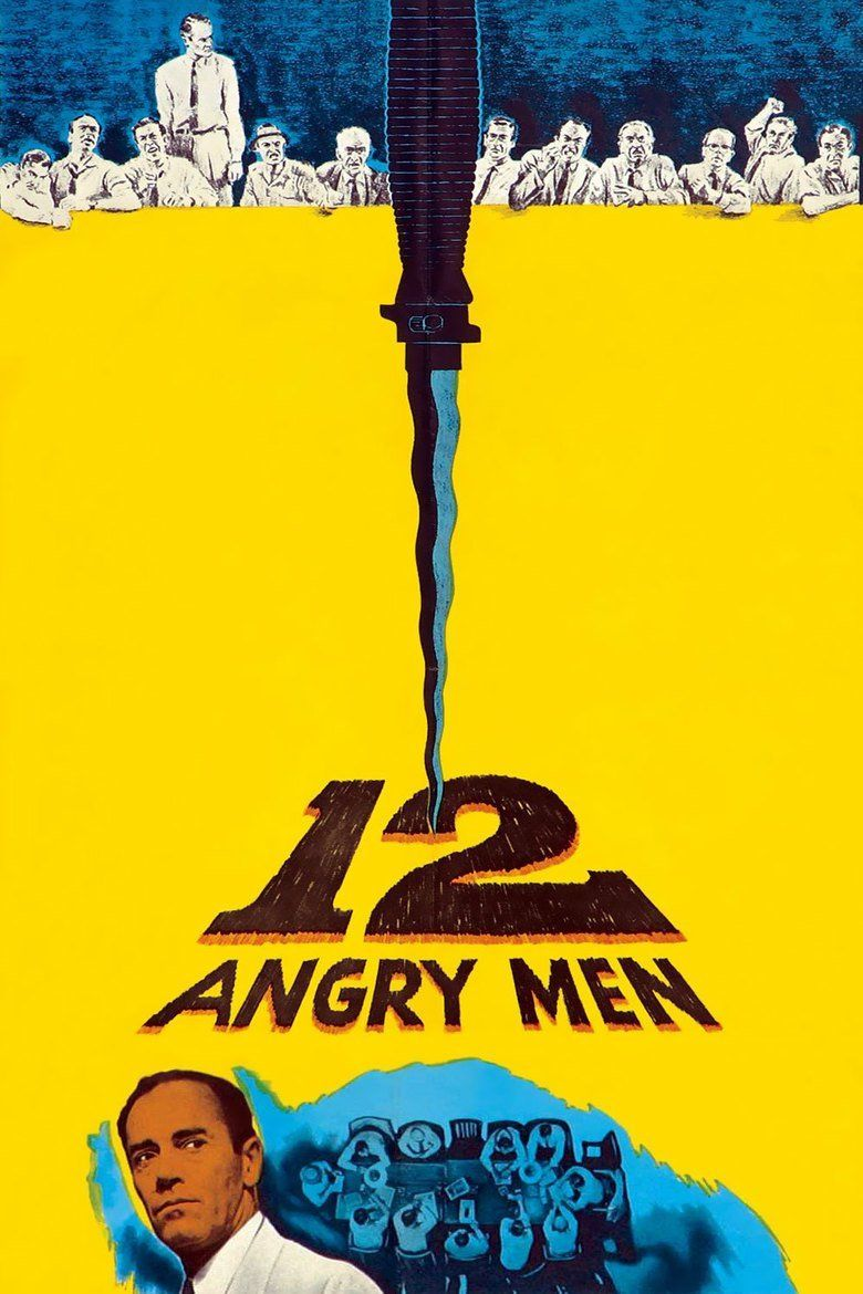 12 Angry Men (1957 film) movie poster
