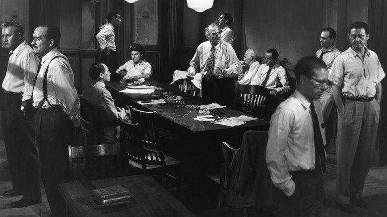12 Angry Men (1957 film) movie scenes