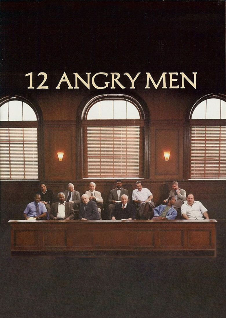 12 Angry Men (1997 film) movie poster