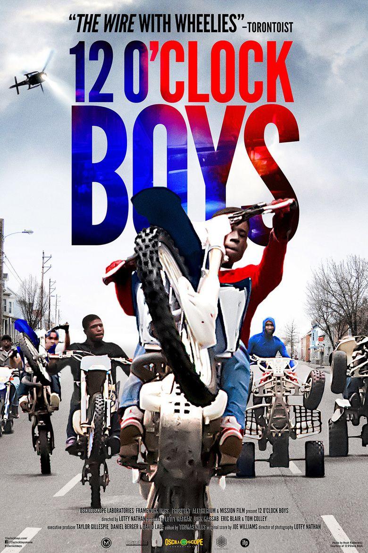 12 OClock Boys movie poster