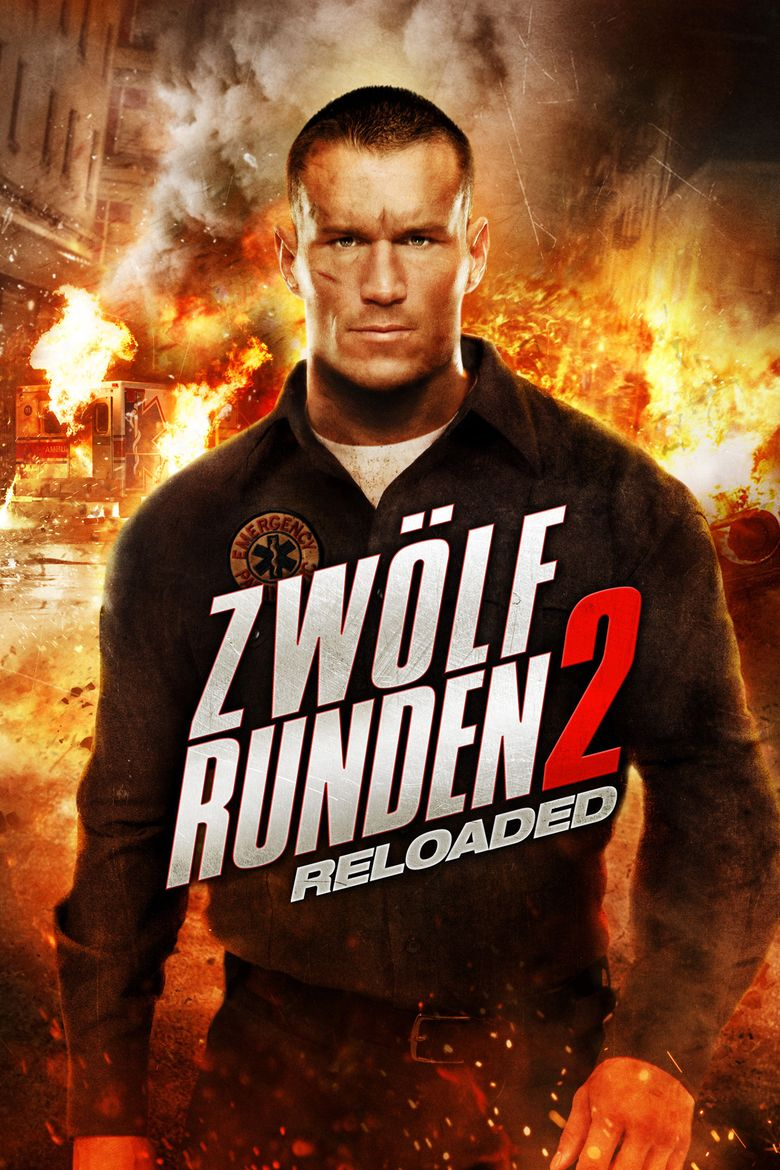 12 Rounds 2: Reloaded movie poster