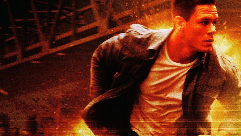 12 Rounds (film) movie scenes