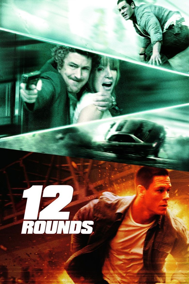 12 Rounds (film) movie poster