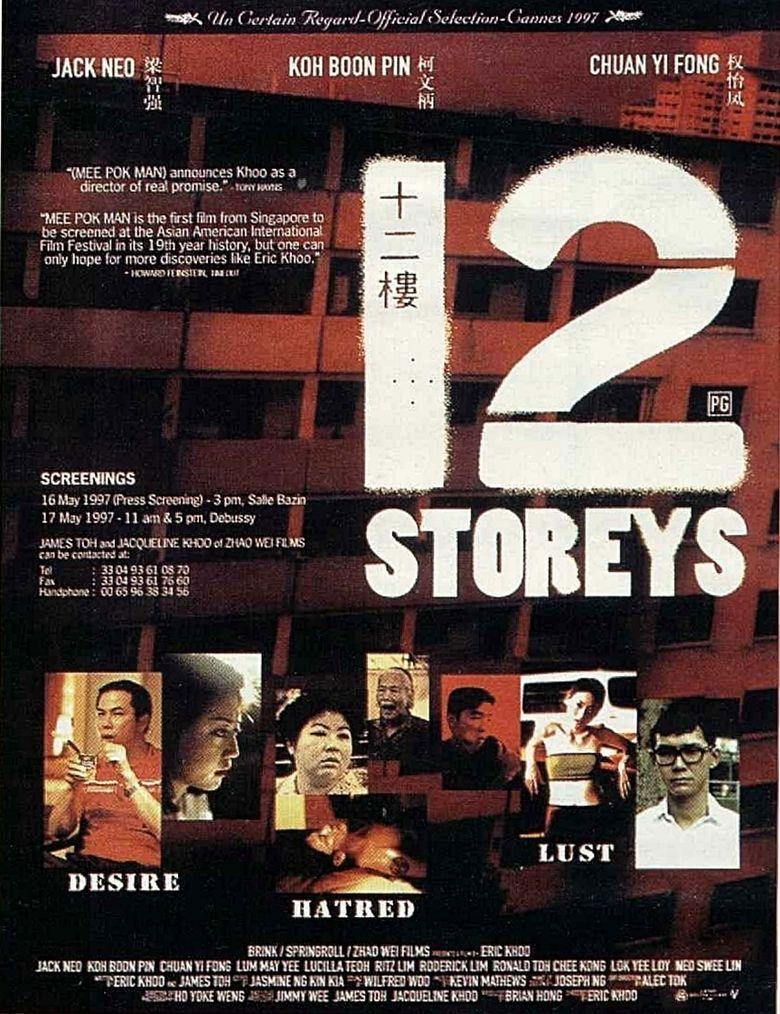 12 Storeys movie poster