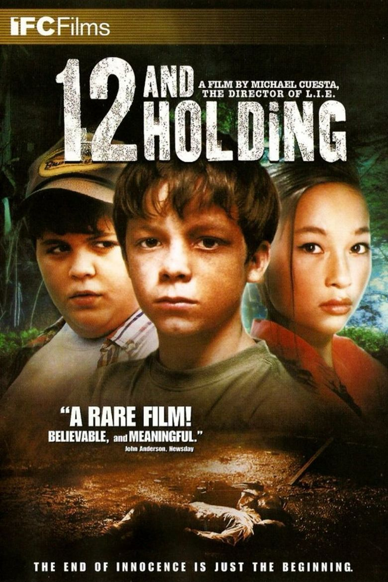 12 and Holding movie poster