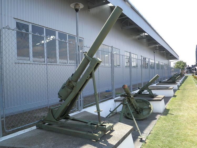 12 cm Luftminenwerfer M 16