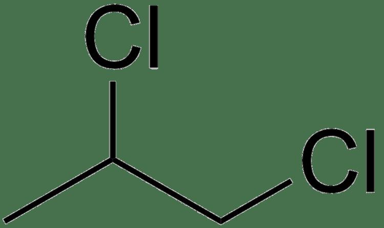 Image result for 1,2 Dichloropropane
