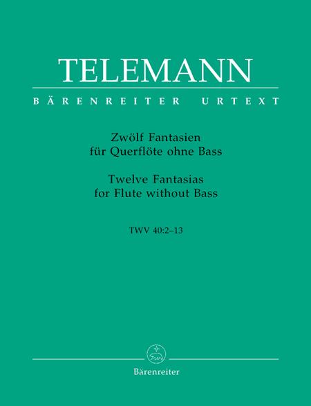 12 Fantasias for Solo Flute (Telemann) httpsecassetssheetmusicpluscomitems2419978