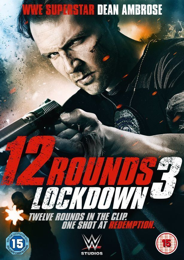 12 Rounds 3: Lockdown WIN 12 Rounds 3 Lockdown signed by WWE Intercontinental Champion