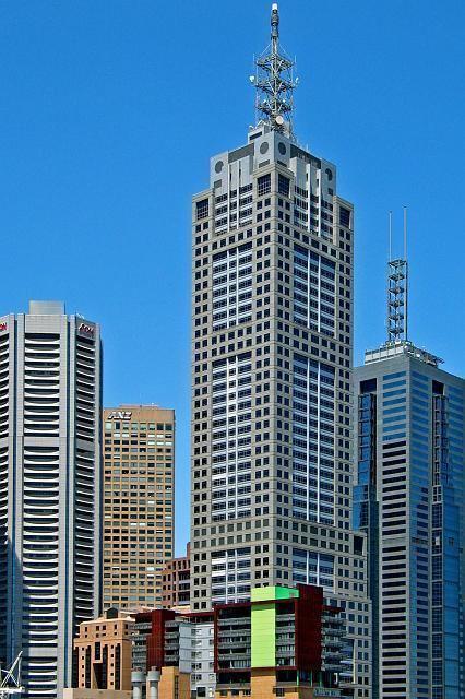 120 Collins Street 120 Collins Street Forum Urban Melbourne