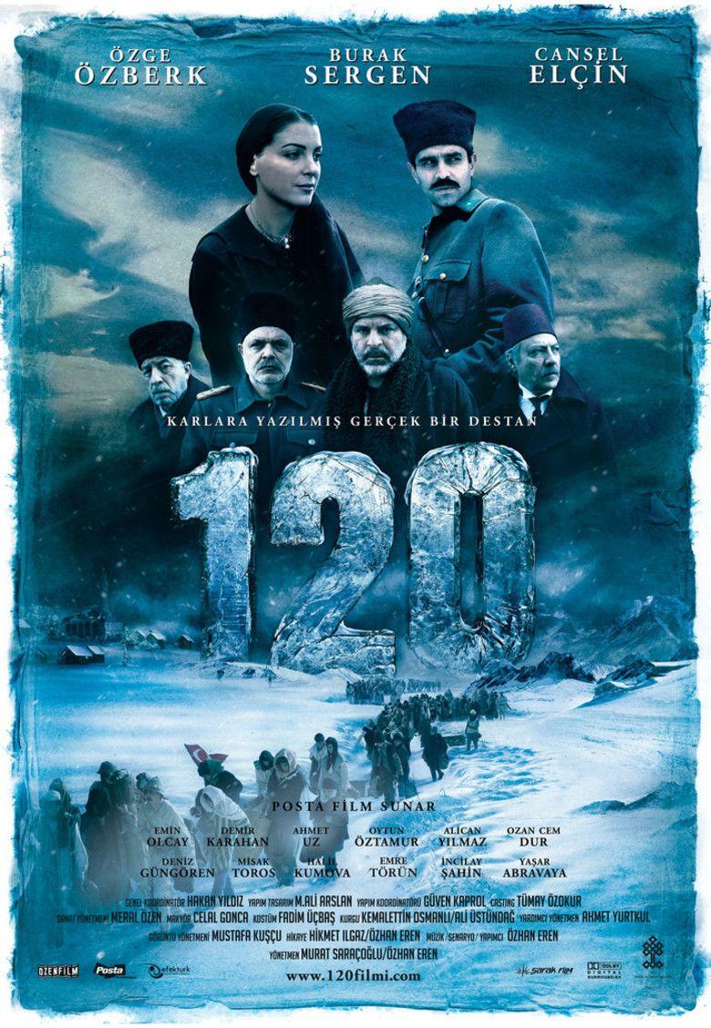 120 (film) movie poster