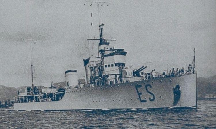 120 mm Italian naval gun