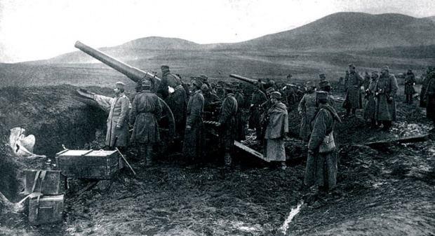 120 mm Schneider-Canet M1897 long gun