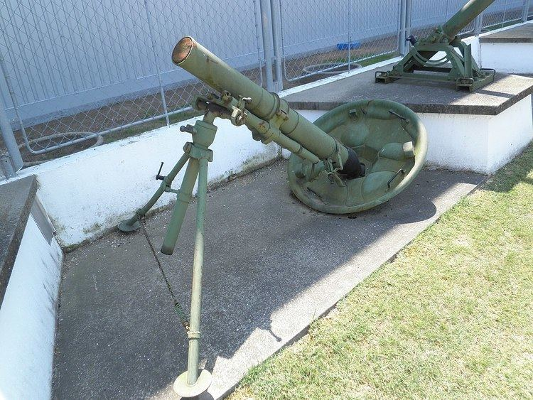 120-PM-43 mortar