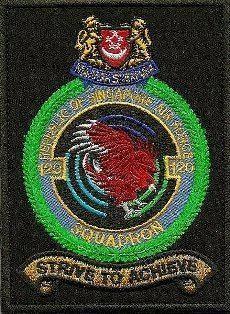 120 Squadron, Republic of Singapore Air Force