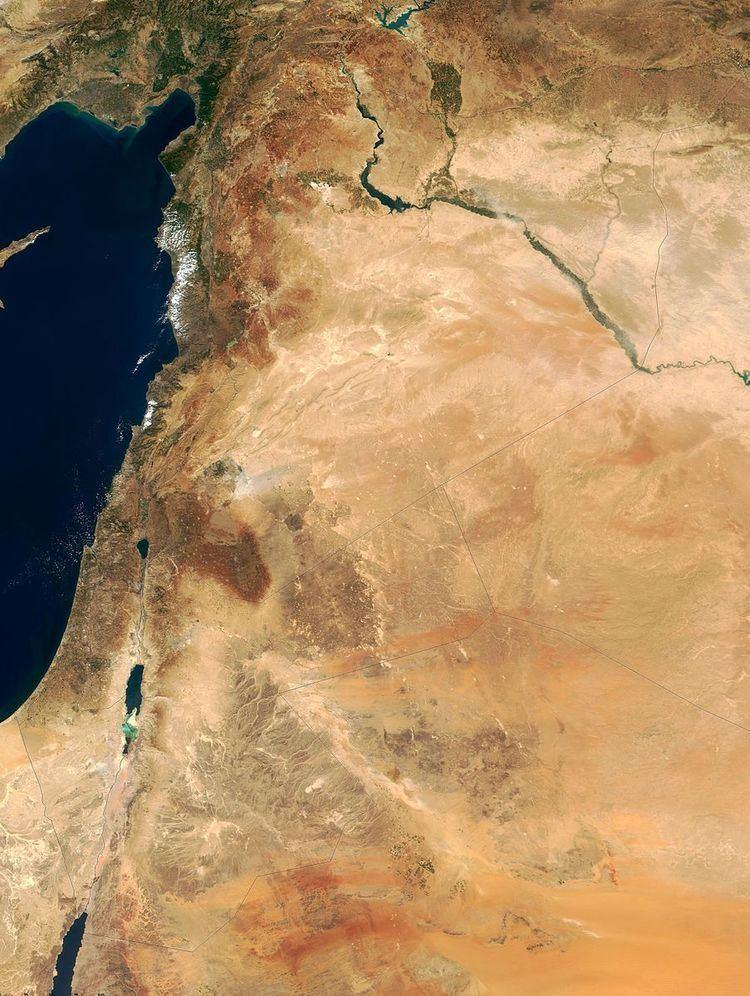 1202 Syria earthquake