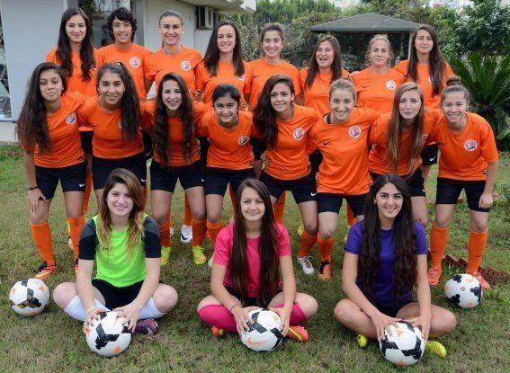 1207 Antalya Spor Kadnlar Futbol Birinci Ligi 1207 Antalya Muratpaazmir Konak