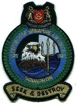 121 Squadron, Republic of Singapore Air Force