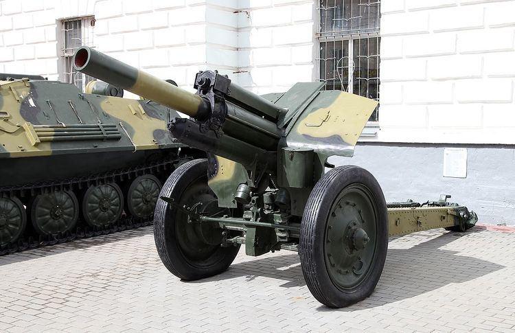 122 mm howitzer M1938 (M-30)