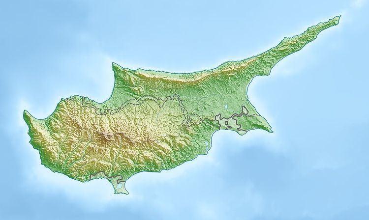 1222 Cyprus earthquake