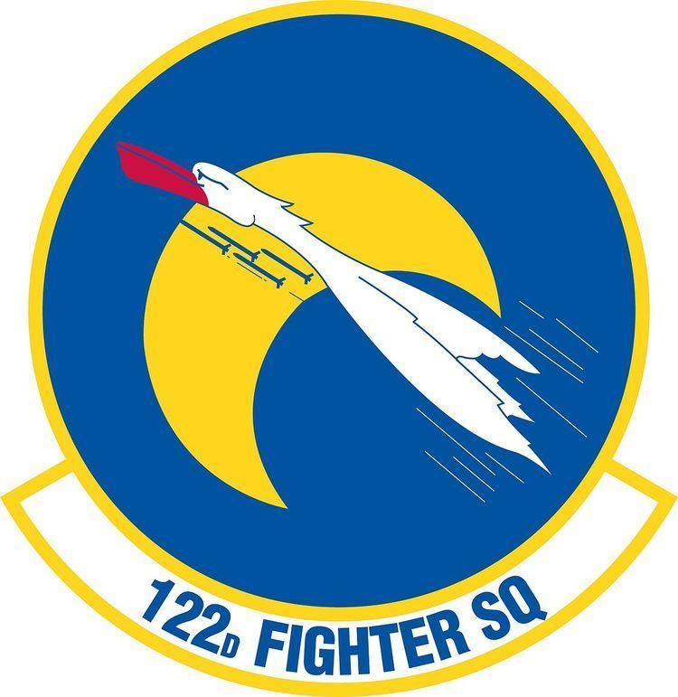 122d Fighter Squadron