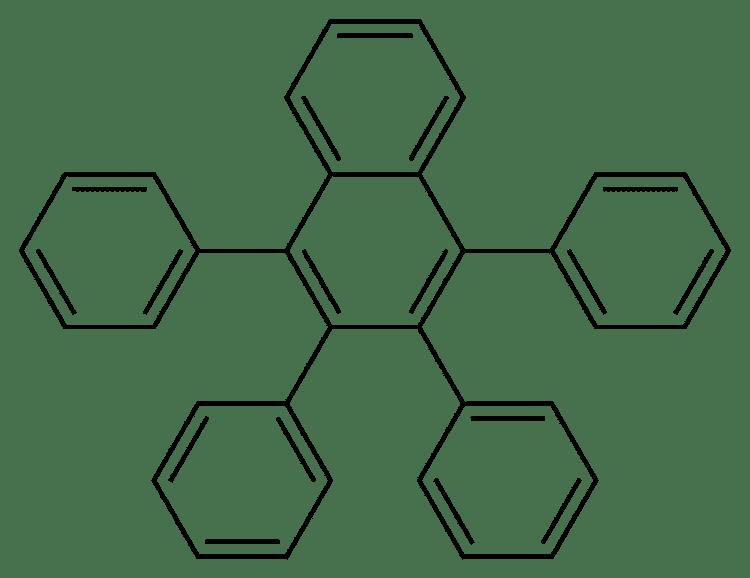 1,2,3,4-Tetraphenylnaphthalene 7513821234TetraphenylnaphthaleneWikipediaorg1234