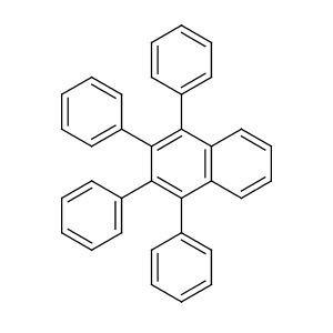 1,2,3,4-Tetraphenylnaphthalene 1234Tetraphenylnaphthalene CAS 751382 SCBT