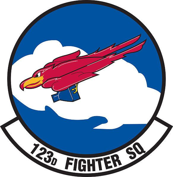 123d Fighter Squadron